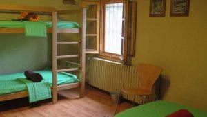 dormitori del castanyer